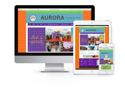 Website – City of Aurora